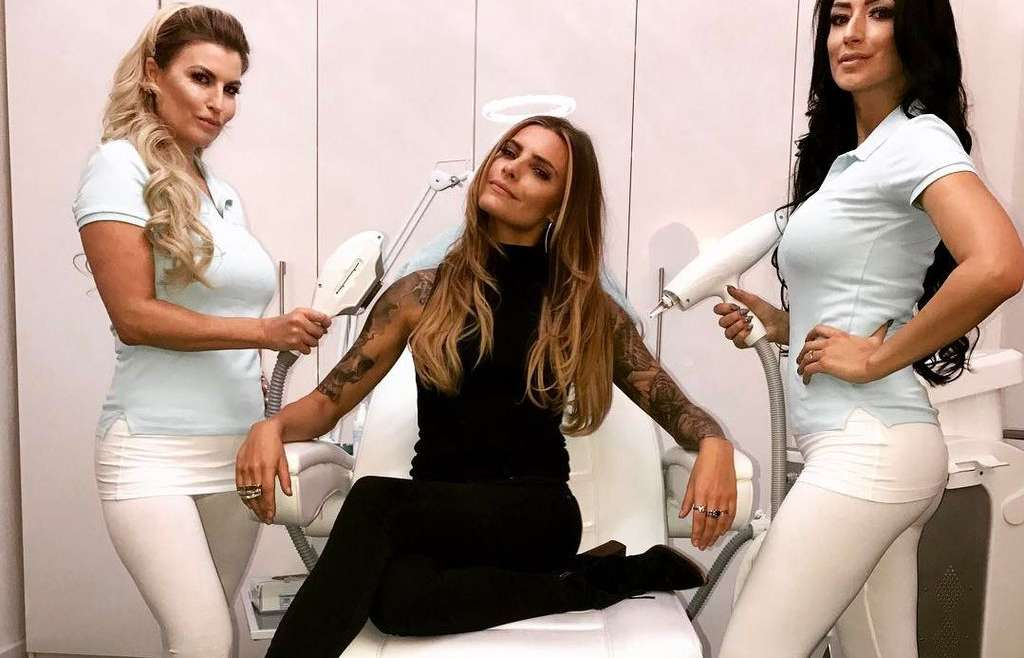 Sophia Thomalla: Will sie ihre Tattoos loswerden?